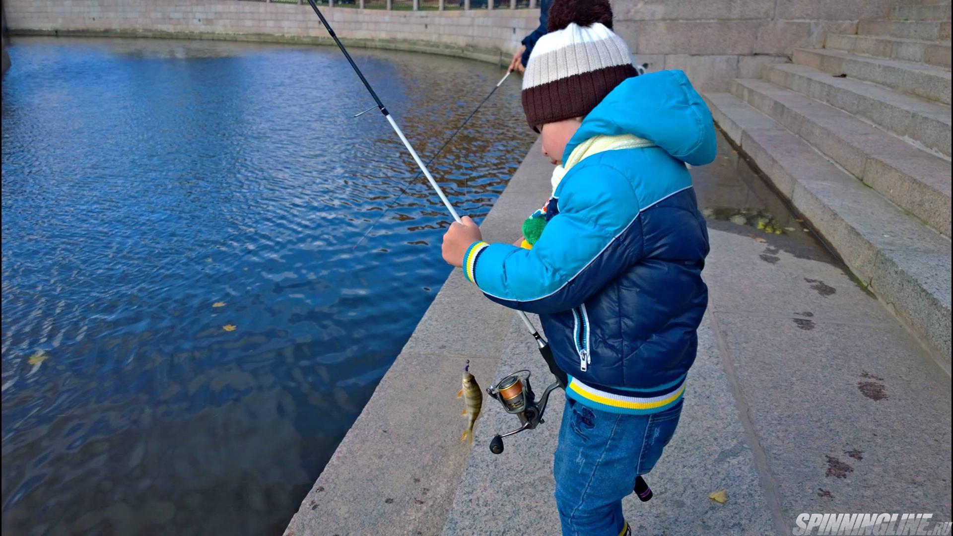 Рыбалка в.- петербурге